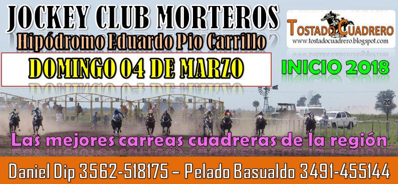 MORTEROS 04 DE MARZO