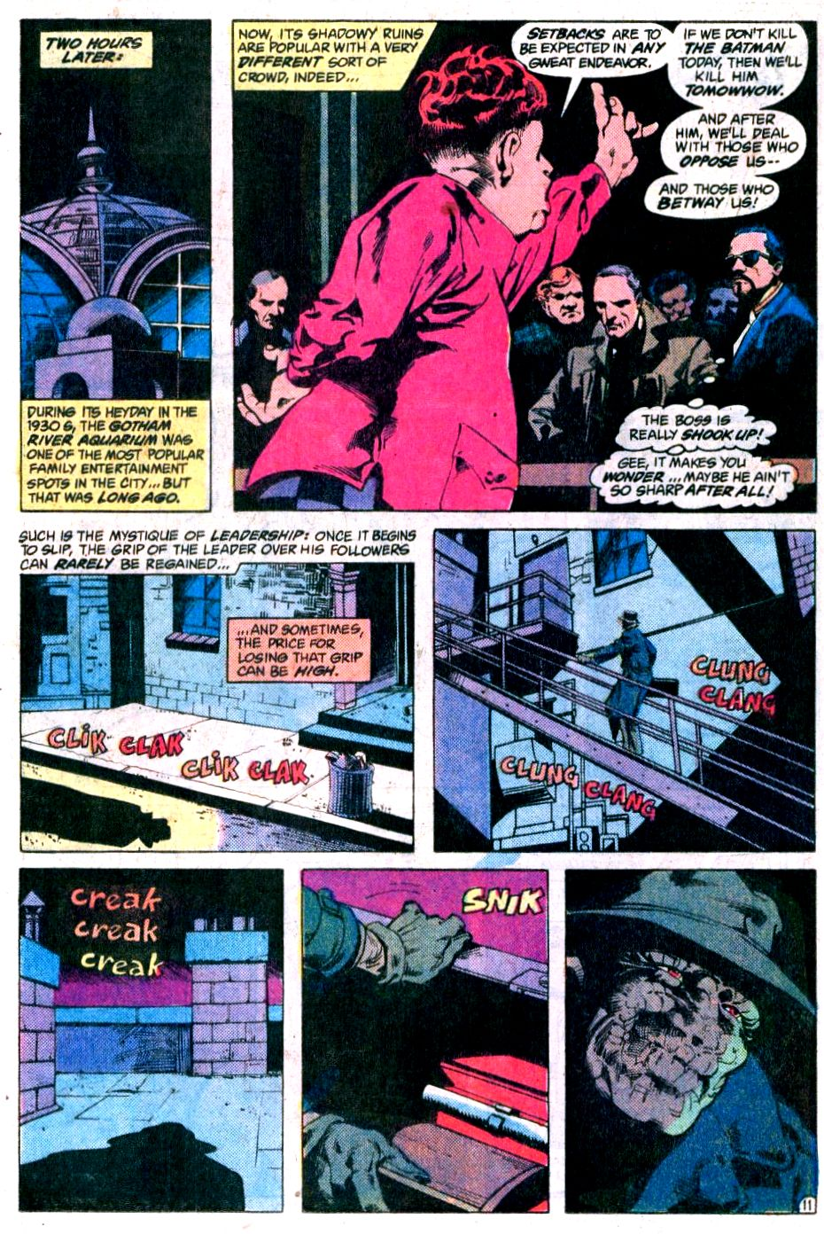 Detective Comics (1937) Issue #524 Page 12