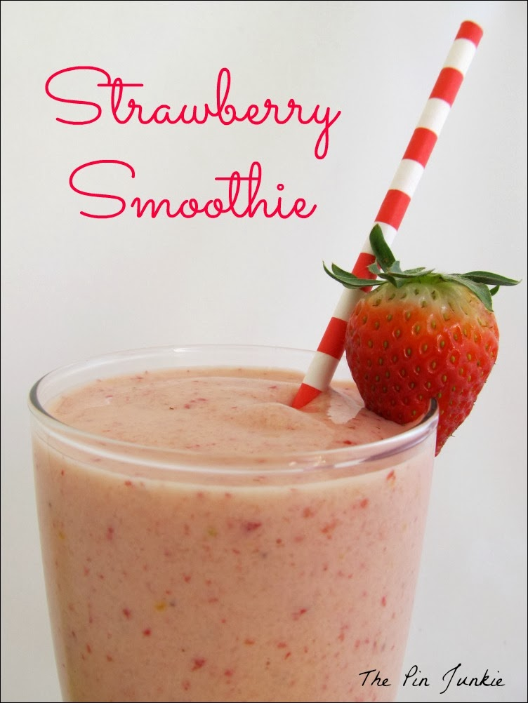 http://www.thepinjunkie.com/2014/04/strawberry-banana-smoothie.html