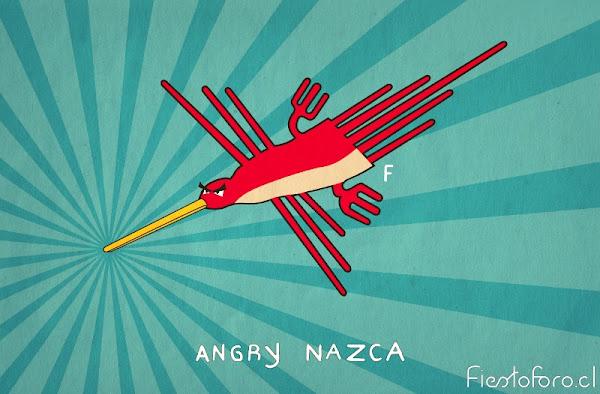 Angry nazca