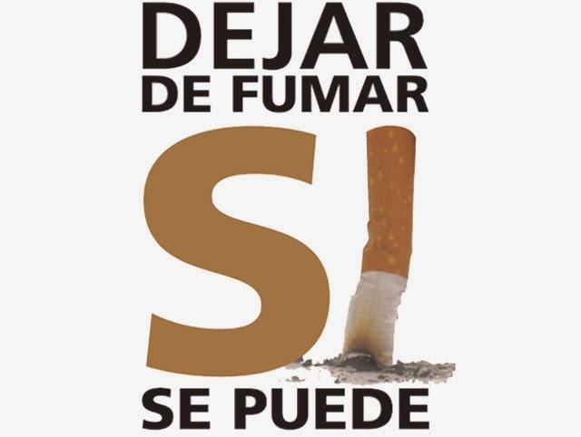 ¿Por qué debo dejar de fumar?