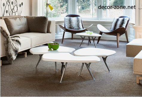 Creative Coffee Table Ideas For Living Room