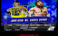 wwe 2K14 android match mode
