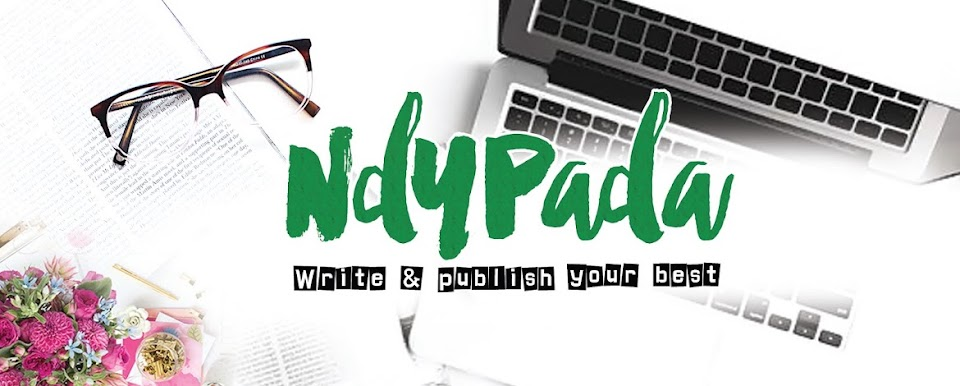 Ndy Pada | Write and Publish Your Best!