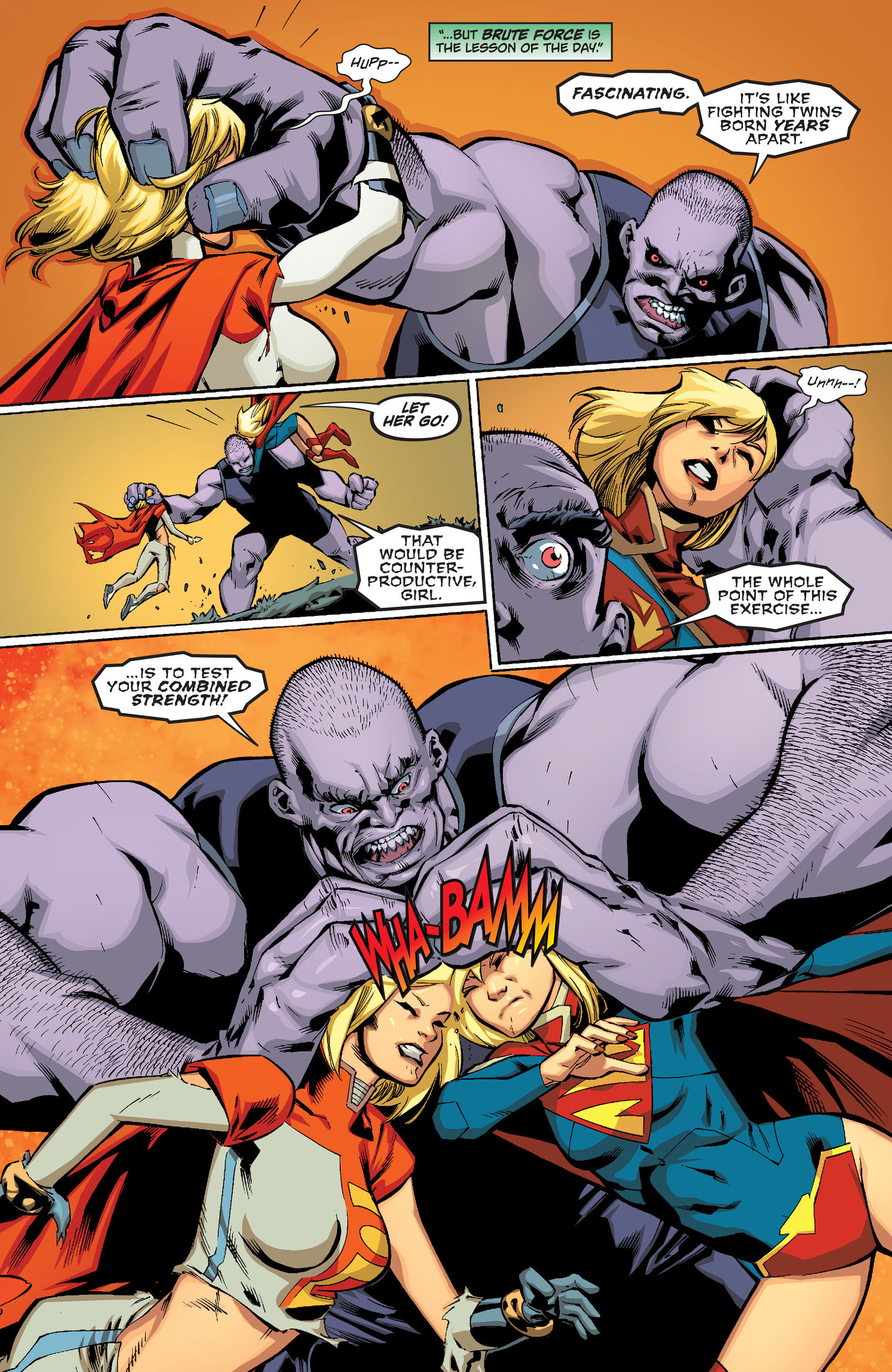 Supergirl (2011) Issue #19 #21 - English 14