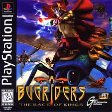 Bugriders - The Race of Kings - PS1 - ISOs Download