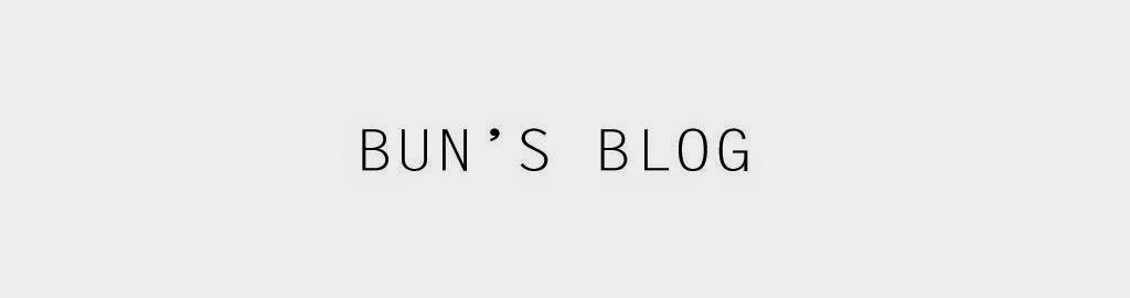 Bun's Blog