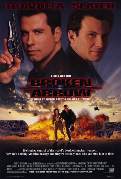 Broken Arrow: Alarma Nuclear (1996)