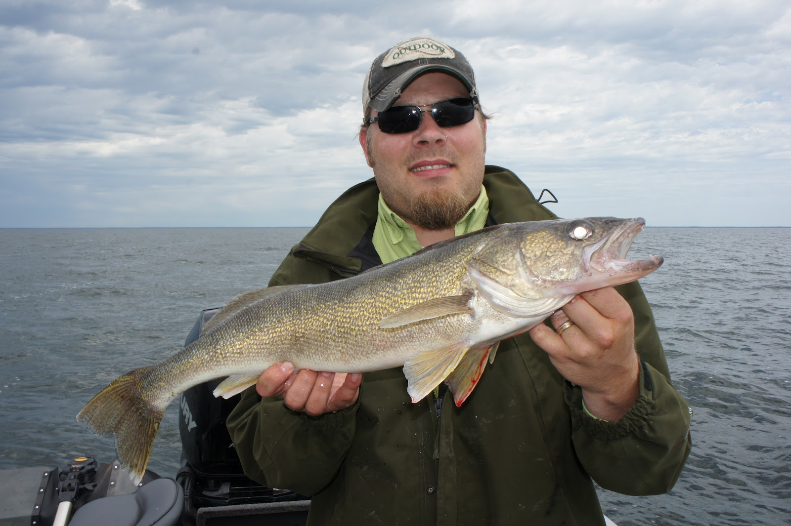 Leisure outdoor adventures leech lake and mille lacs lake for Lake mille lacs fishing report