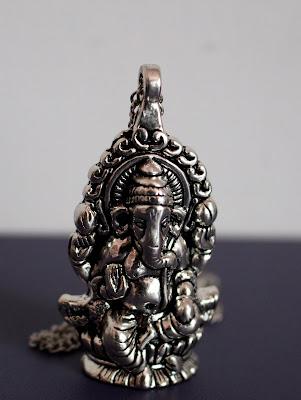 Necklage Ganesh Aliexpress