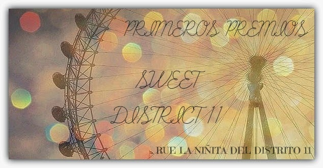 SWEET DISTRICT 11