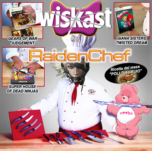 WISKAST#26: RaidenChef MP3