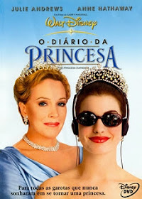 O Diário da Princesa Dublado