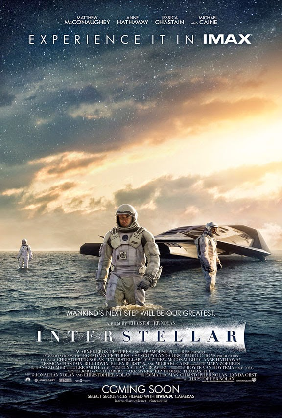 Interstellar (2014) Poster