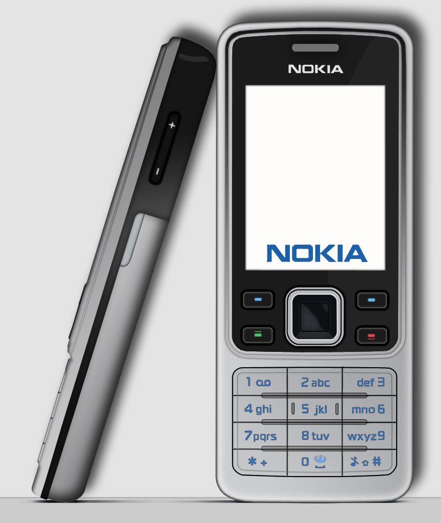 Výsledek obrázku pro Nokia 2007 png
