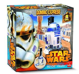 star wars, domino express, r2 d2, goliath, guide, jouets, jeux, noel, 2015, idées, cadeaux