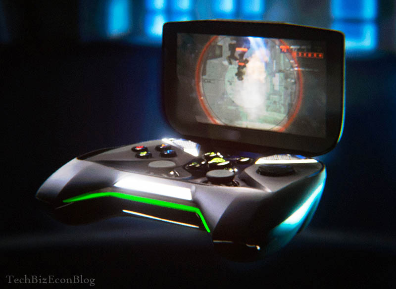 Project Shield - the Next Big Portable Gaming System