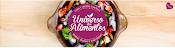 Universo de Receitas Vegetarianas/Veganas