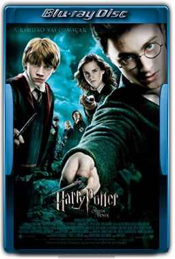 Harry Potter e a Ordem da Fênix Torrent Dublado
