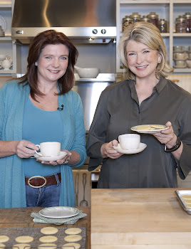 RACHEL &amp; MARTHA STEWART