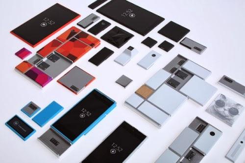 Motorola e Google pensano allo sviluppo di smartphone e telefoni modulari personalizzabili dall'utente come col lego