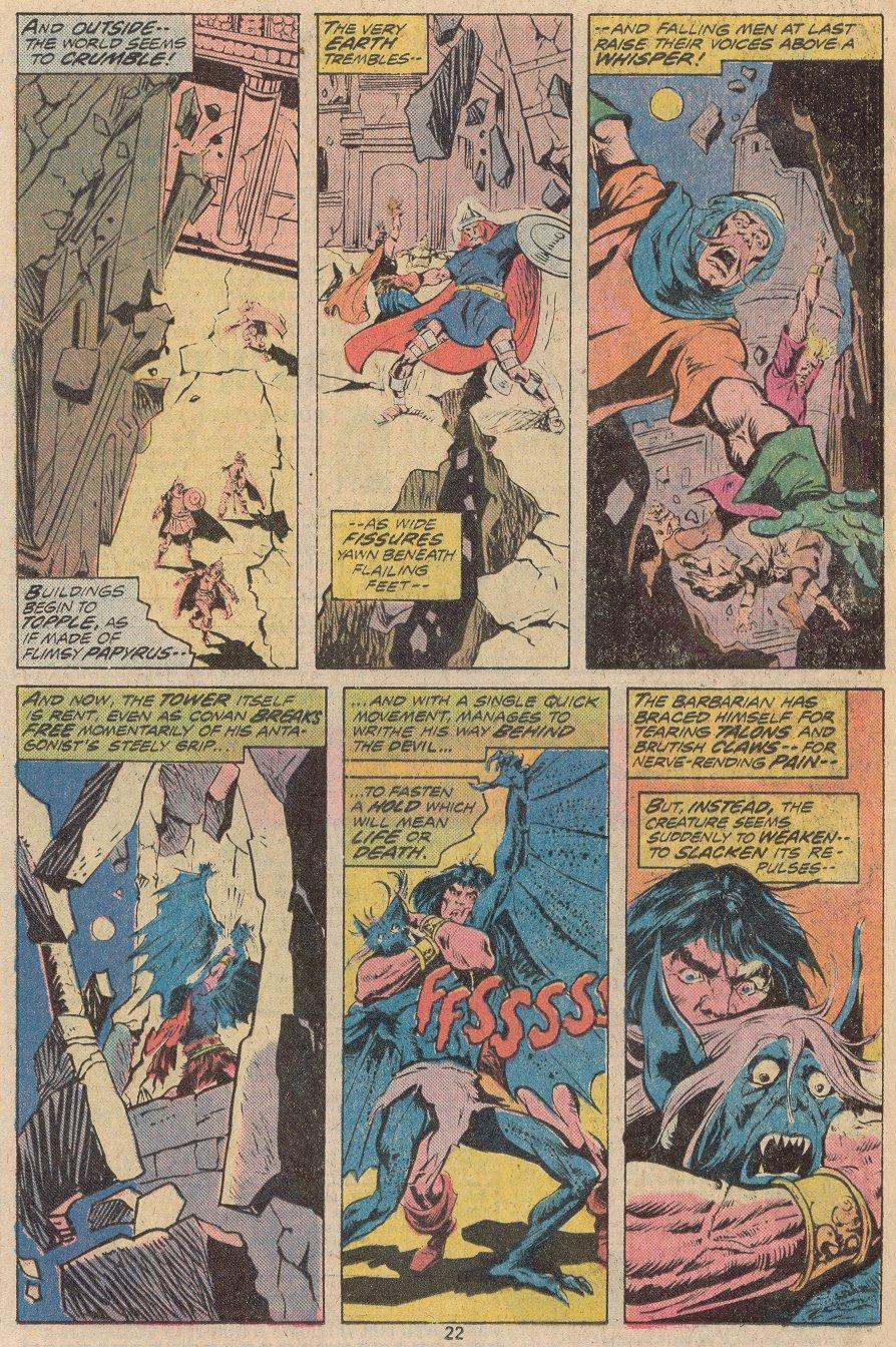 Conan the Barbarian (1970) Issue #56 #68 - English 16