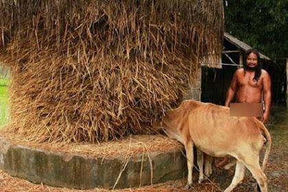 Alergi Pakaian, Petani Ini Telanjang Selama 40 Tahun