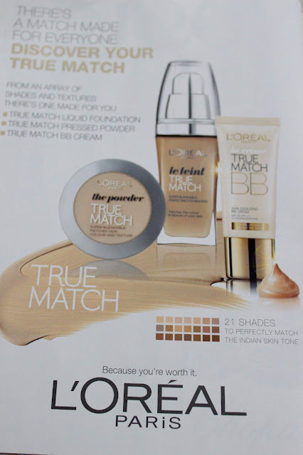 Where To Buy Loreal True Match Range And Magazine Editorial Bb