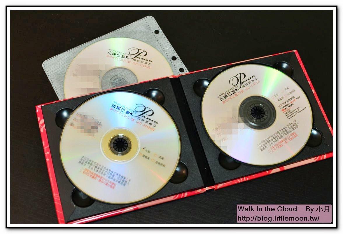 CD盒內還有兩張CD