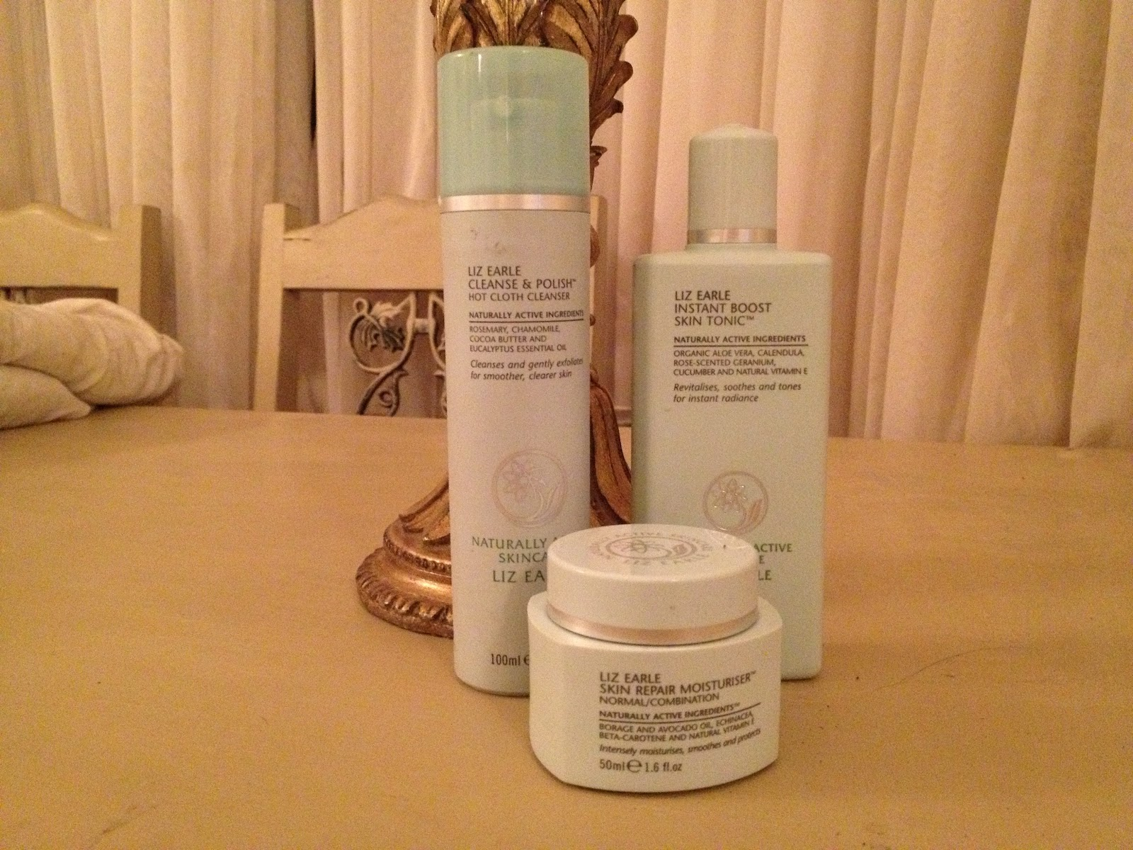 BEAUTY   Liz Earle Cleanse, Tone and Moisturiser Review