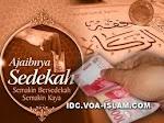 BERSEDEKAHLAH