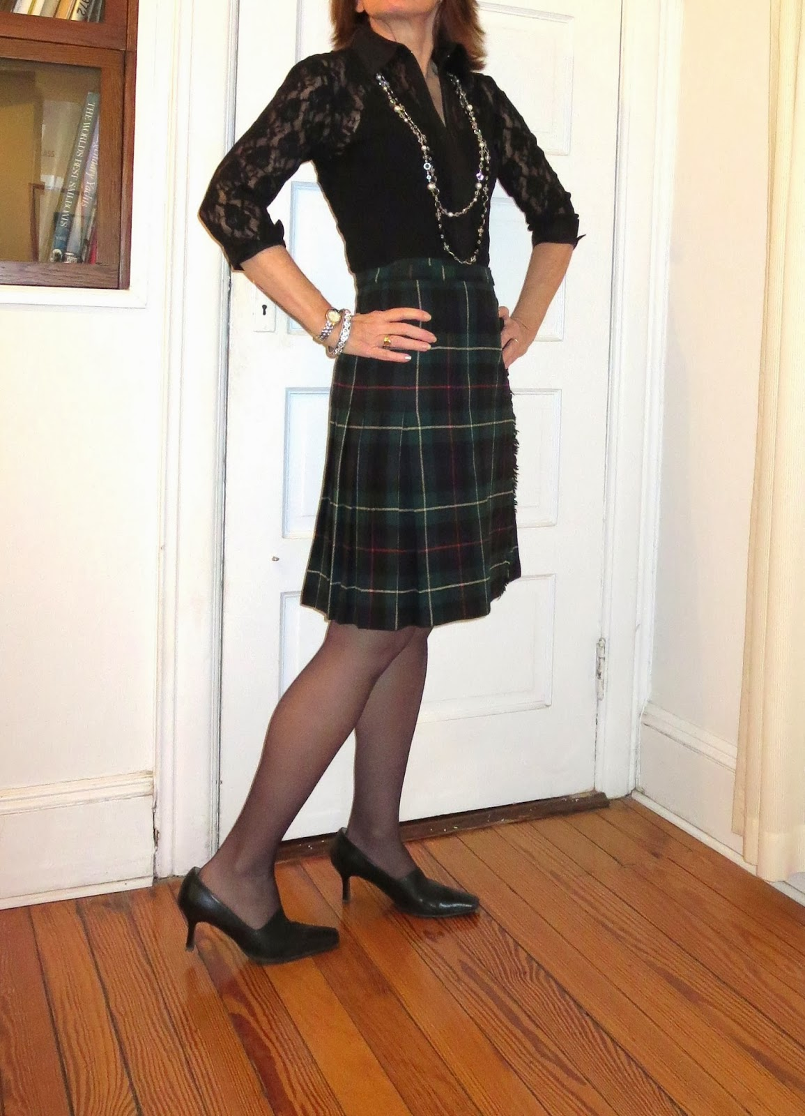 Kilts for Women over 50