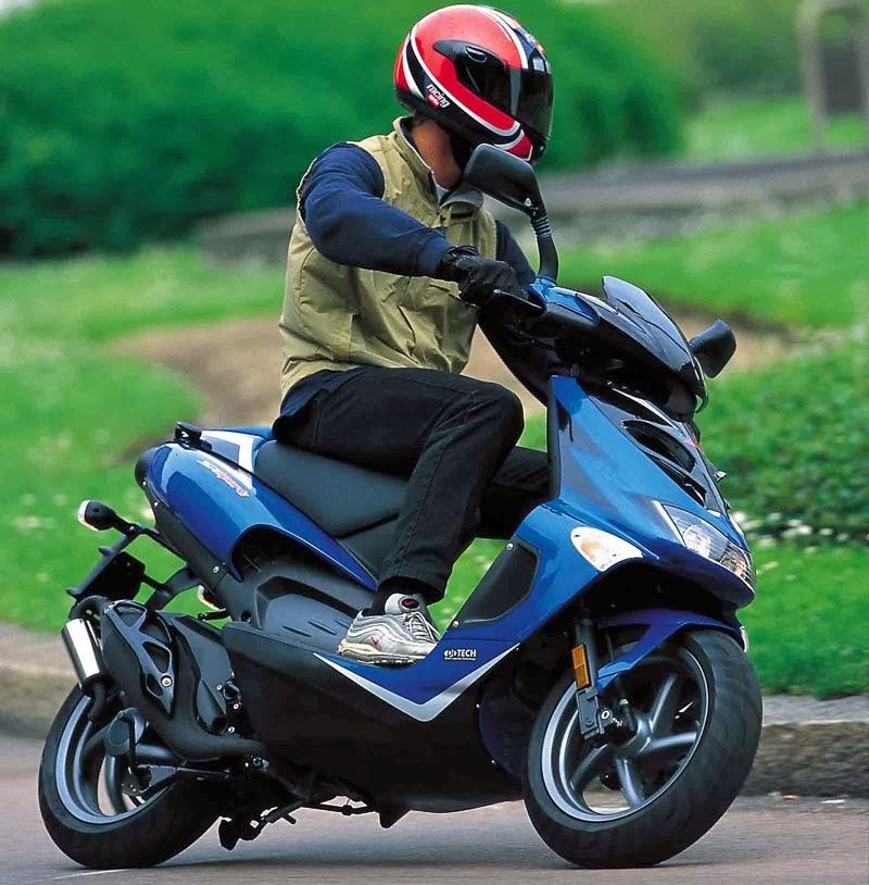 Aprilia SR50 Ditech Bikes Models