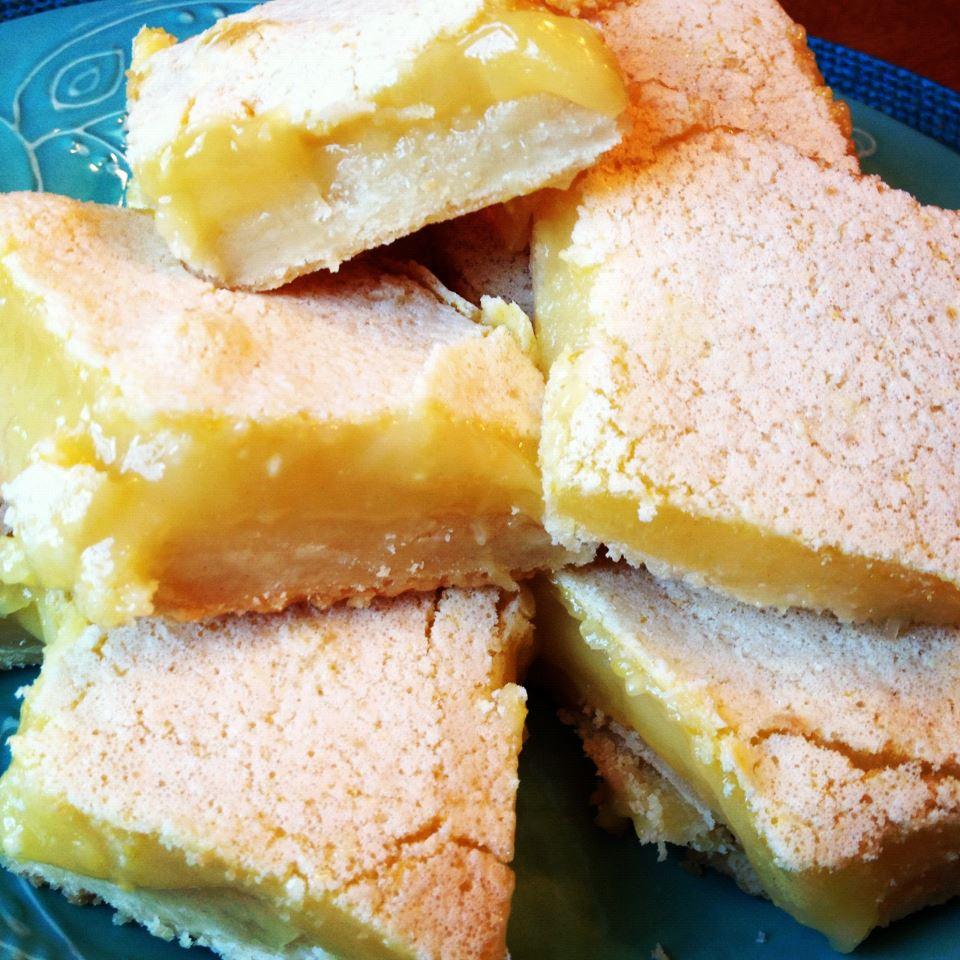 Lemon Bars Recipe - The Lemon Bowl