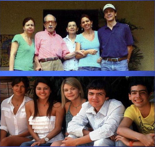 Familia Ossa Ossa Roldan