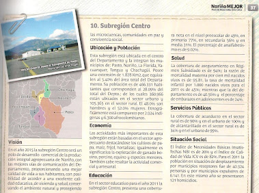 Subregión Centro