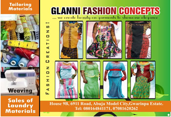 Glanni Fashion Concepts