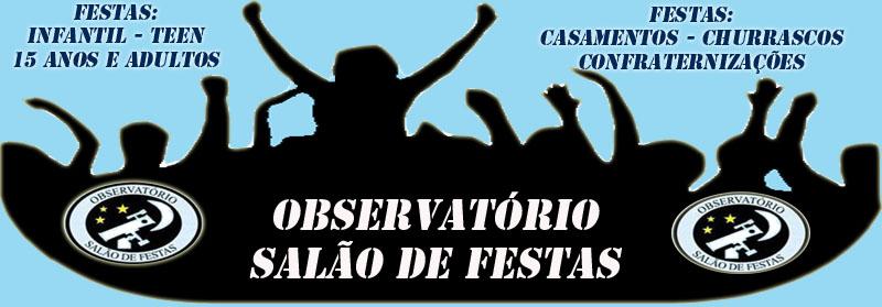 SALÃO DE FESTAS   BOTUCATU