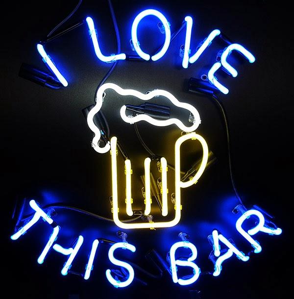 custom neon signs beer neon signs types of neon beer signs. Black Bedroom Furniture Sets. Home Design Ideas