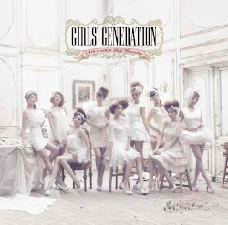 GIRLS GENERATION - JAPANESE ALBUM VERSION - (CERTIFIED GOLD)