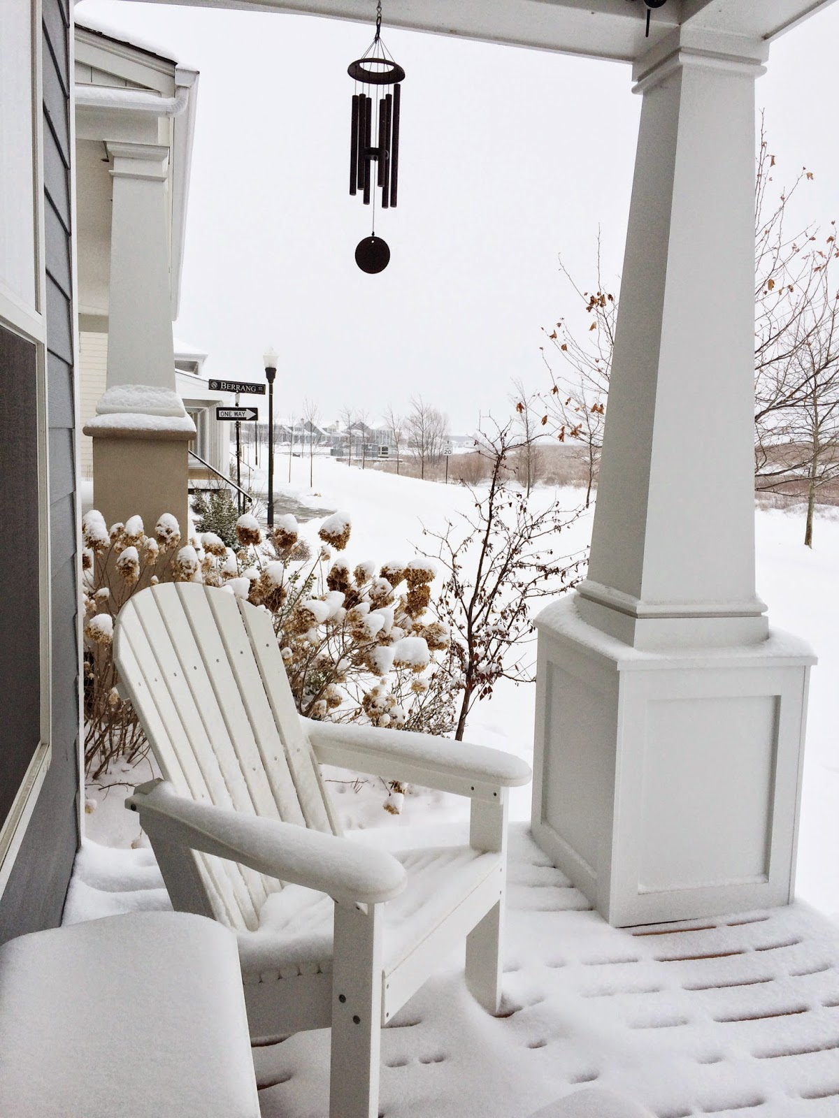 Around Our Home Monday frontporch