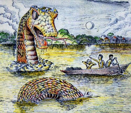 Tudo Sobre A Cobra Grande