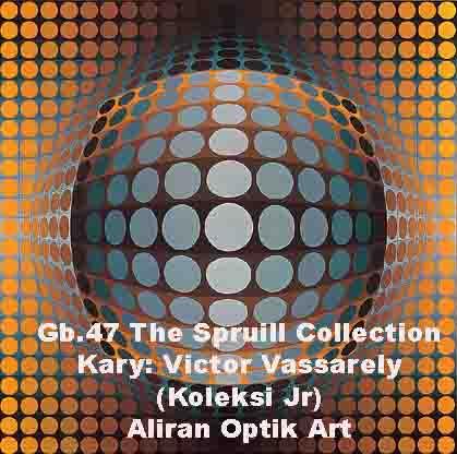Aliran Optik Art (Koleksi Jr)