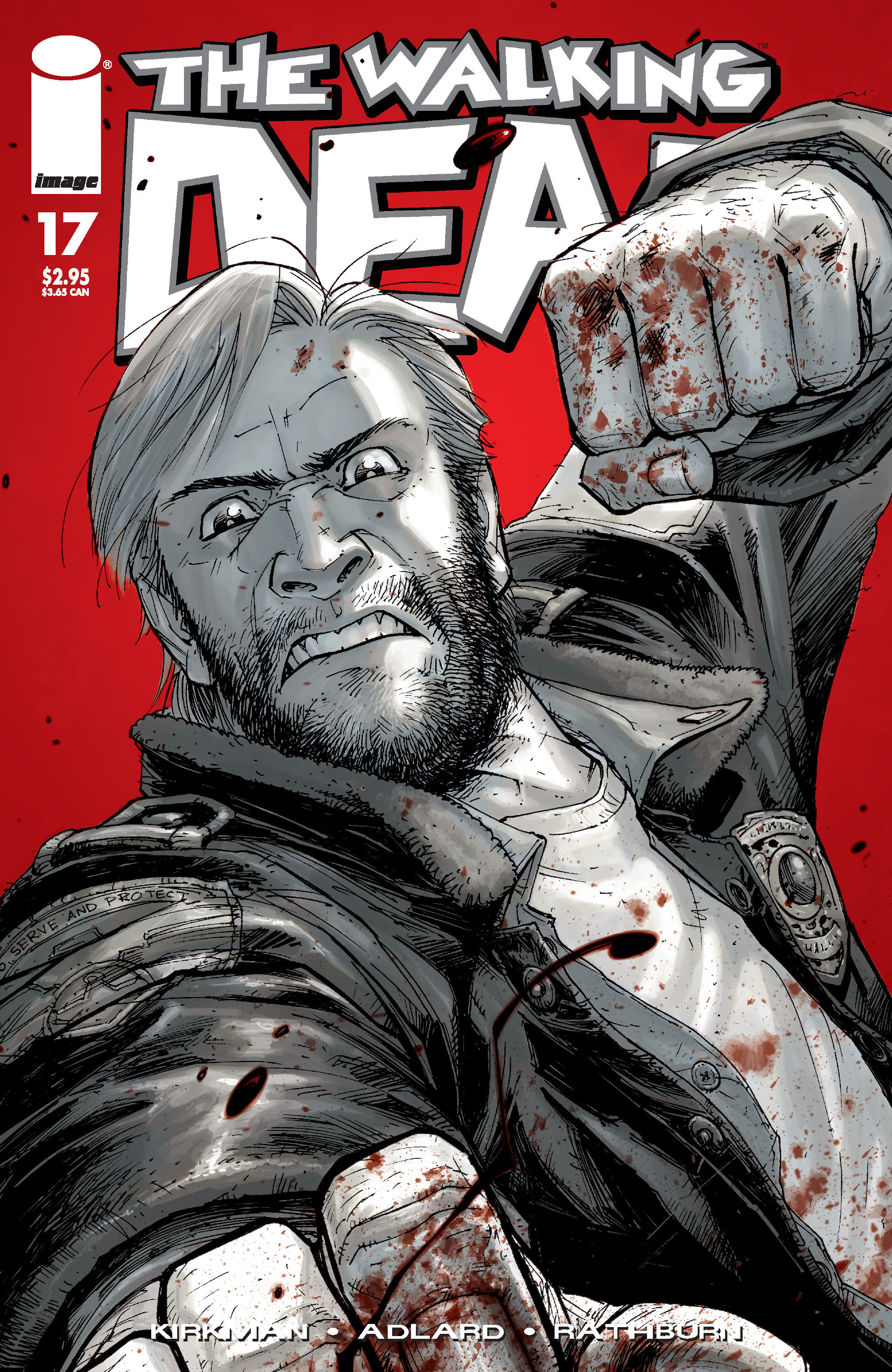 The Walking Dead Issue #17 Page 1