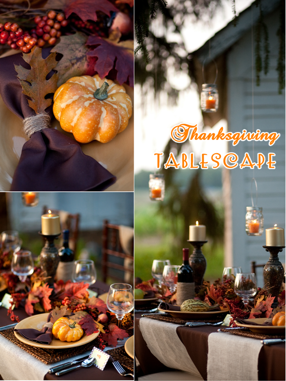 Thanksgiving Tablescape Ideas Party Blog By Birdsparty