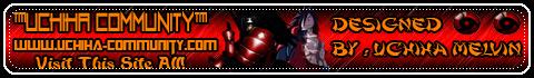 Banner ™ Uchiha Community ™