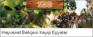 Hayvanat Bahçesi Kayıp Eşyalar