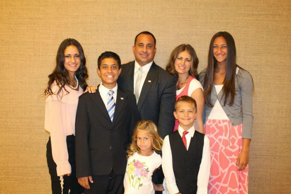 Clay's Family