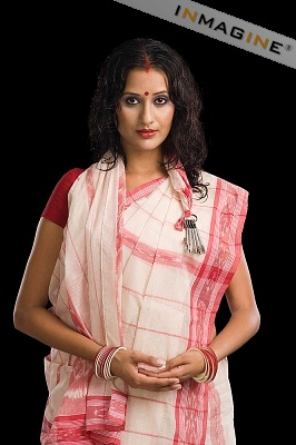 West bengal dress name style