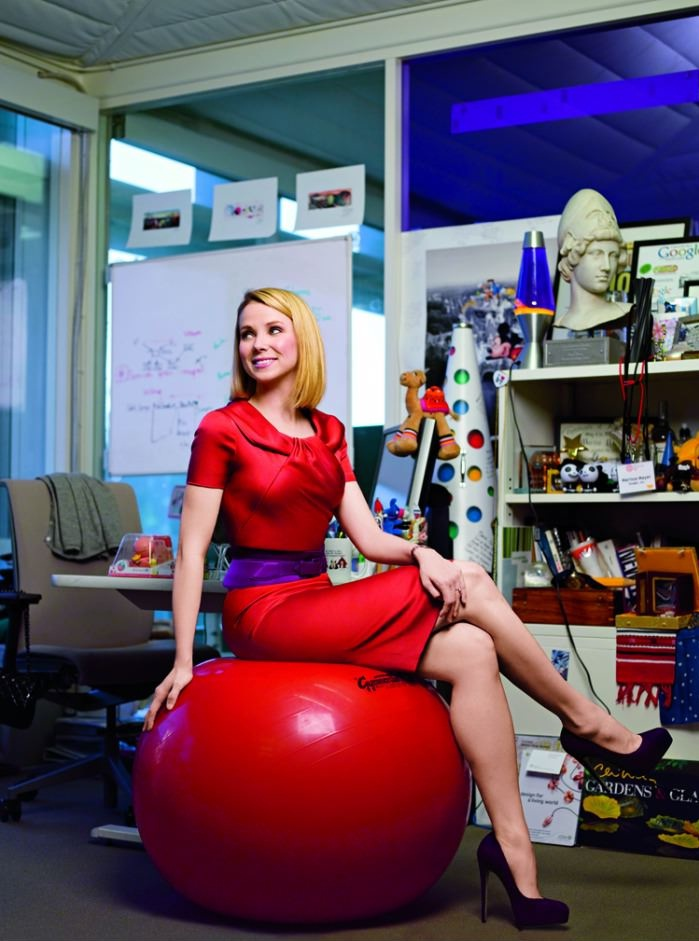 Yahoo's New Hot CEO: Marissa Mayer